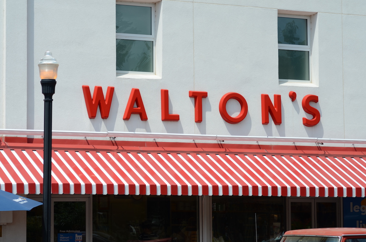 Bentonville: Waltons 5 and 10