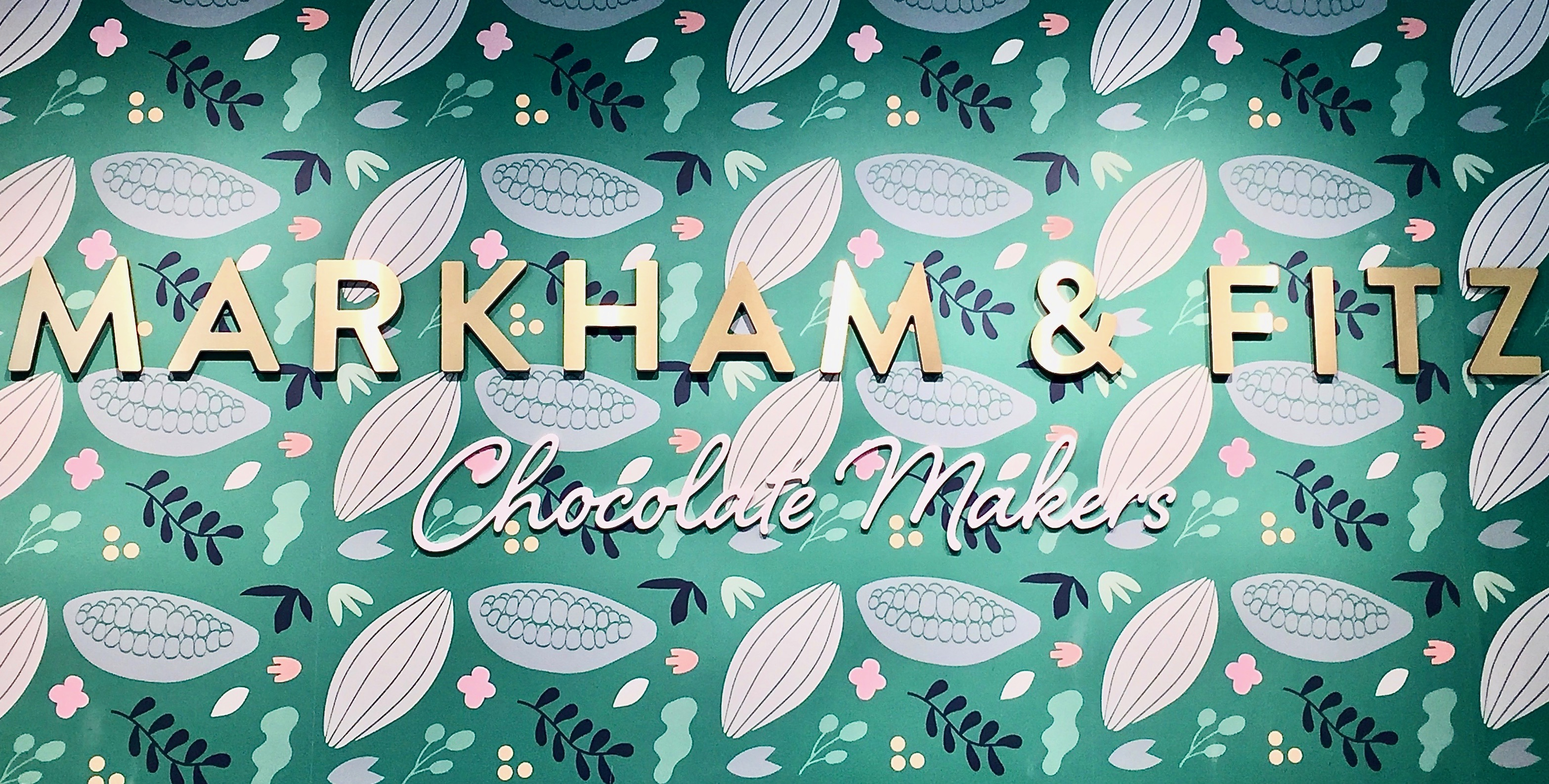 8th Street Market: Markham & Fitz, Chocolate Makers